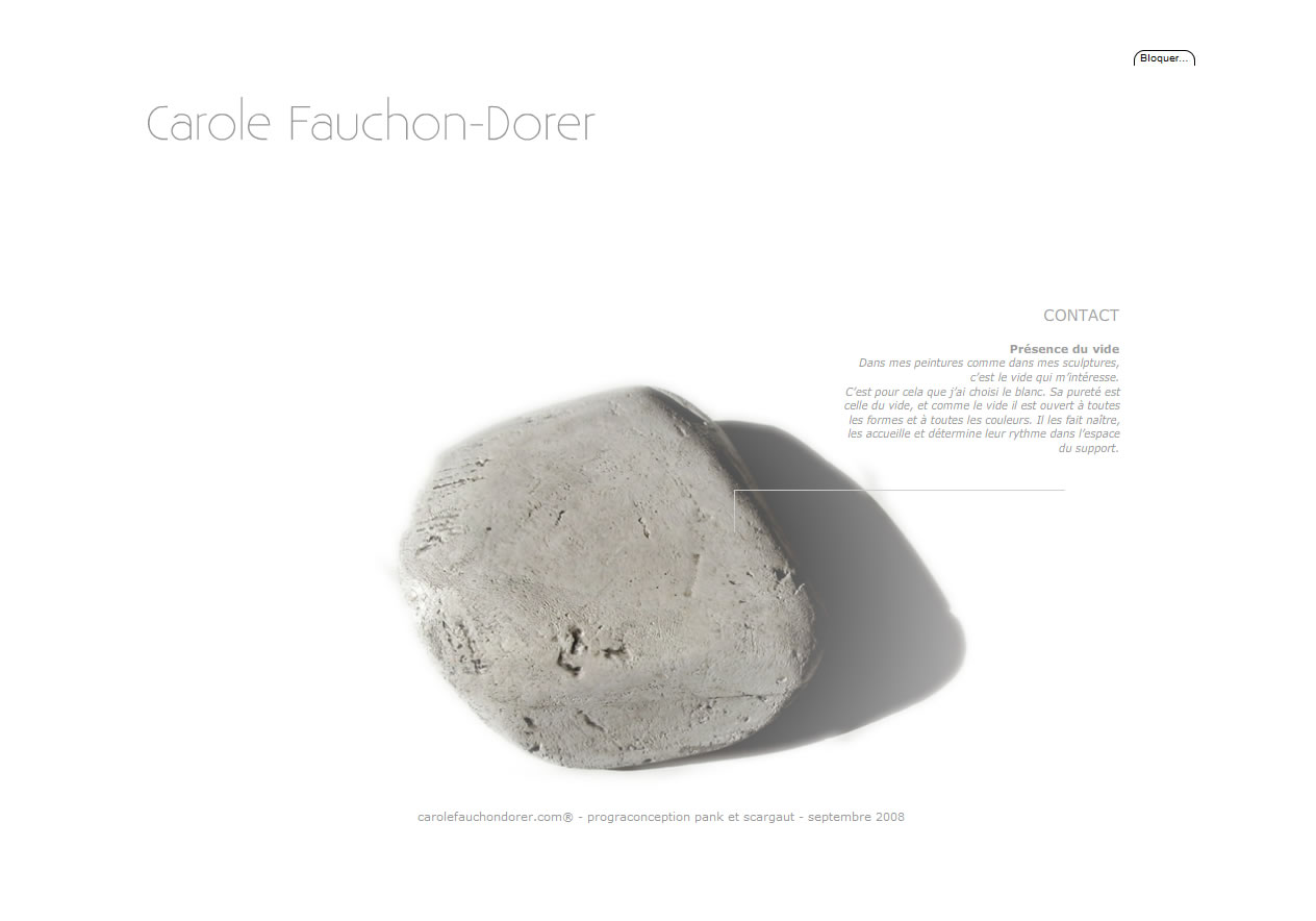 CaroleFauchonDorer.com